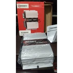 Amplificador Veicular Taramps Ts 250x4 Class D 250w Rms 2oms