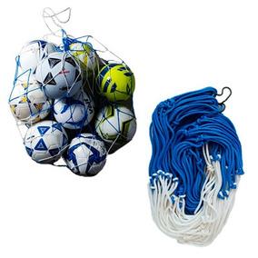 Red Balonera Para 12 Balones Voleibol, Futbol Basquetbol Pro