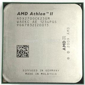 Processador Amd Athlon Ii X2 270 3.4ghz 2m Cache Socket Am3