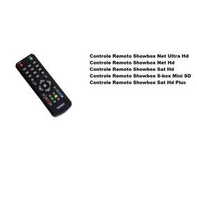 Controle Remoto Tvshowboxdtv Via Embratel