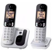 Telefone Sem Fio Panasonic Dect 6,0 Kx-tgc212lb1