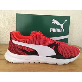 Tenis Puma Duplex Evo Knit Hombre Sneakers Vintage Runner