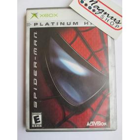 Spiderman 1 Para Xbox Primera Generacion Hombre Araña Clasic