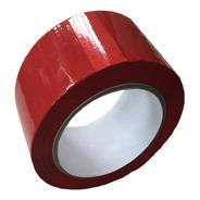 P Cinta Roja Adhesiva