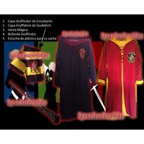 Paquete Capas Gryffindor Quidditch Harry Potter Bufanda Igo!