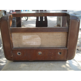 Carcasa O Caja De Radio Antigua Rca Victor