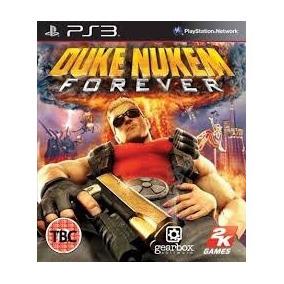 Ps3 - Duke Nukem Forever - Míd Fís - Lacrado - Original