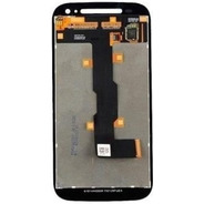 Display Lcd Frontal Moto E2 Geracao 2 Xt1523 Xt1514 Preto
