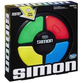 Juego Desafio Memoria Simon Clasico Hasbro Original