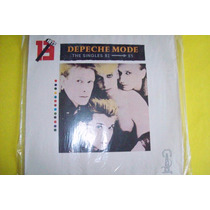 Vinilo Depéche Mode - The Singles 81-85 Lp La Plata