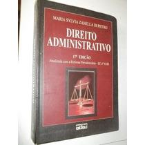 Direito Administrativo - Maria Sylvia Zanella - Livro Usado