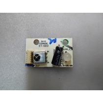 Sensor Para Tv Cce Mod: Stile D40 Cod. Et-003 E226038
