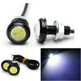 Luces Led 23mm Ojos De Aguila Para Carros Y Moto Antinieblas