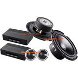 Altec Lansing Set De Medio 6.5 Calidad De Sonido Superior