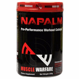 Pre Treino Muscle Warefare - Napalm 45 Doses Importado