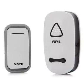 Campainha Sem Fio Wireless 38 Toques Voye V025