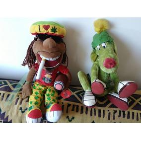 Muñeco Bob Marley Y K9 Looney Tunes Unicos Precio X Cada Uno
