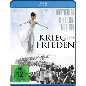 Blu-ray Guerra E Paz Dublado Lacrado Henry Fonda