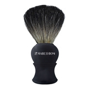 Pincel De Barba Premium Cerdas 100% Pelo De Texugo Original - Marco Boni