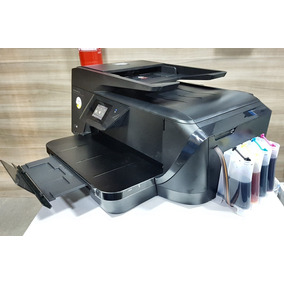 Multifuncional Officejet Hp 7510 A3/a4 C/ Bulk Ink A Melhor