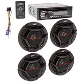 Pioneer Deh-150mp Car Audio Cd Mp3 Reproductor De Radio Est