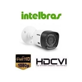 Câmera Intelbras Vhd 1220b G3 Full Hd 3,6mm Hdcvi Hdtvi Ahd