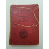 Livro Antigo Oswald De Andrade - Ponta De Lança - 1943/1944