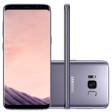 Smartphone Barato Galaxy S8 + Nf-e 2 Chips Android S/ Juros