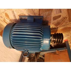 Motor De 15 Caballos Baldor Eléctrico Horizontal