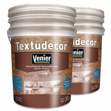 Revestimiento Plástico Texturado Colores 30 Kg Venier