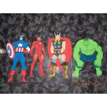 Figuras 80 Cm En Goma Eva Toy Story,super Heroes Dragon Ball