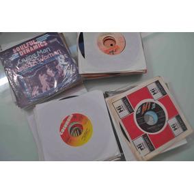Coleção Com 72 Compactos, Anos 70, Funk, Vinil