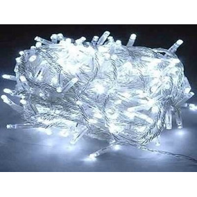 Caixa C/ 5 Pisca Guirlanda Elétrica Natal Led 100 Lamp 220v