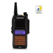 Rádio Comunicador Haiz Uv9r 10w Resistente À Água Poeira