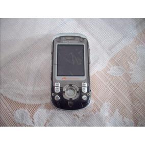 Celular Sony Ericsson Wualkman Para Reparar Coleccionar