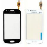 Tela Vidro Touch Samsung Galaxy Trend Gt S7560 S7562 Novo