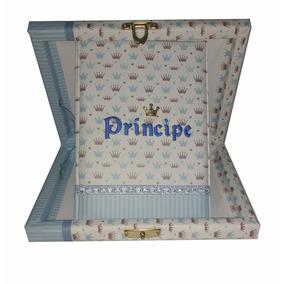 Álbum Fotográfico Príncipe Azul P/ 100 Fotos 15x21