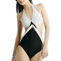 Bikini Monokini Mujer Hermoso Traje De Baño Tankini Dama