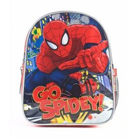 Mochila Spiderman 12