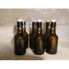 6 Botellas De Cerveza