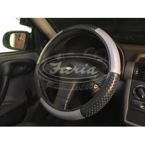 Capa Protetora Volante Renault Clio Com Massageador Cinza