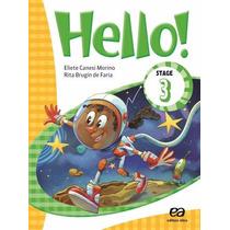 Livro Hello! - Stage 3 - 3º Ano - Reformulado - Inglês