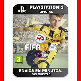 Fifa 17 Ps3 Español :: Digital :: | Envios En Minutos Hoy