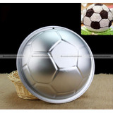 Molde Para Torta En Forma De Balon De Futbol