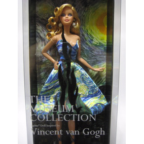 Barbie Vincent Van Gogh Starry Night The Museum Collection