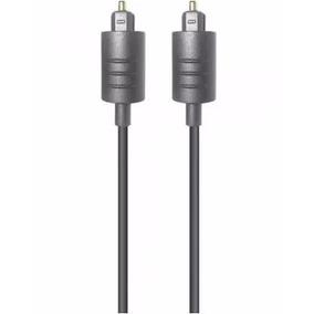 Cable De Fibra Óptica, Excelente Calidad Y Nuevo Toslink