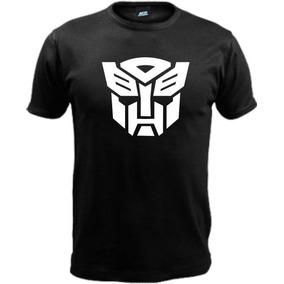 Remera Transformers Autobot Ac Estampas