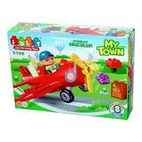 Nuevo Lego Con Avion!!!!