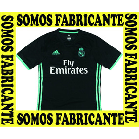 Camisa Franela De Real Madri Nuevo Modelo Futbol 2017 2018