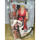 Street Fighter 4 Ken Nuevo ! Neca Figuras Video Games